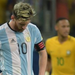 Argentina perdió 3 a 0 en Belo Horizonte