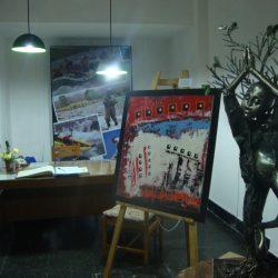 Hermosa Expo en la Casa de San Rafael en Mendoza