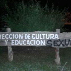 Repudian ataque a la Dirección de Cultura y su titular