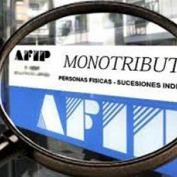 Monotributistas: AFIP publicó las nuevas escalas para 2018