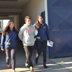 Sanrafaelino detenido en Paso Pehuenche por robo de neumáticos en Talca