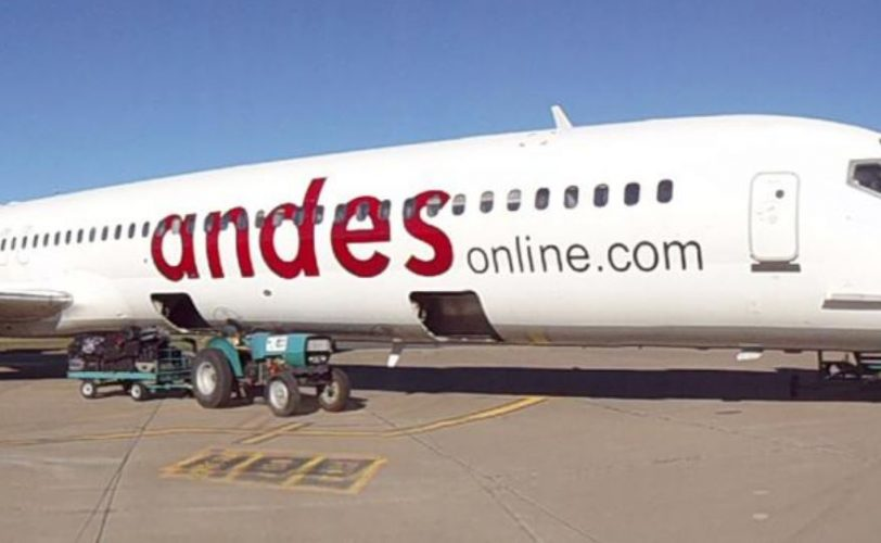 Andes Líneas Aéreas inició su plan de expansión para 2017