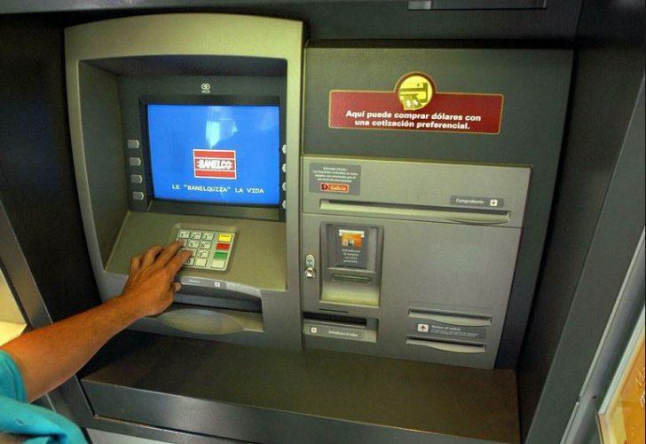 Siempre lo mismo: cajeros automáticos sin dinero
