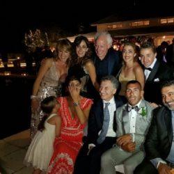 Se casó Carlitos Tevez