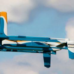 Los drones de Amazon: mensajeros del futuro