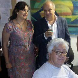 Lombardi visita Mendoza