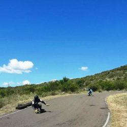 """Más de 60 competidores en el """"Natural Downhill La Huertita"""""""