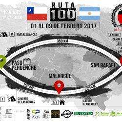 Cicloturistas chilenos llegarán a San Rafael a documentar su patrimonio