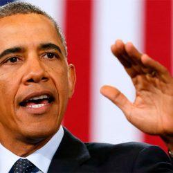 Se va el buen Obama, negro por gusto