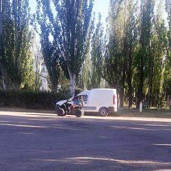 El Nihuil zona liberada para Motos y Cuatris