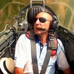 Se mató piloto argentino en Chile