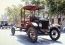 Paso Las Leñas: reeditarán con autos antiguos viajes por la R 220