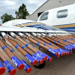Declaran ilegal paro de pilotos de la Lucha Antigranizo