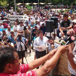 Cornejo intervino asociación de productores del este