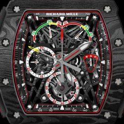 RM 50-03 McLaren F1: un reloj digno de la marca