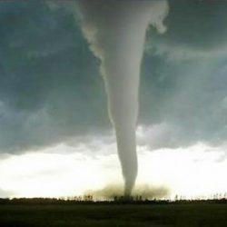 Susto por tornado en Tilisarao San Luis Video...