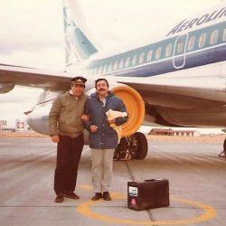 Aerolíneas Argentina no puede volar a Malvinas