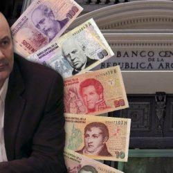 El BCRA imprime billetes de $200 y $500: en 15 días aumentó hasta 47% su cantidad