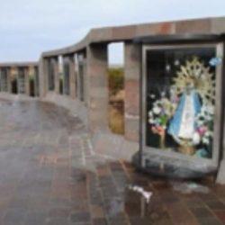 Argentina repudió los actos de vandalismo en el cementerio Darwin de las Islas Malvinas
