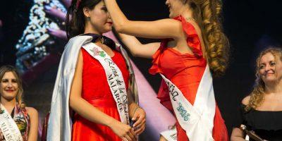 Karen Rosas es la nueva reina de la vendimia de Malargüe