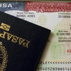 Nuevos requisitos para entrar a EEUU