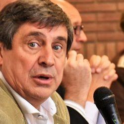 Renunció el ministro de Salud Rubén Giacchi