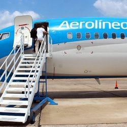 Aerolíneas Argentinas una de las más puntuales del mundo