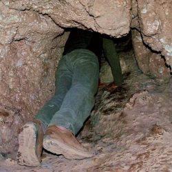 Murió un turista en la Caverna de las Brujas
