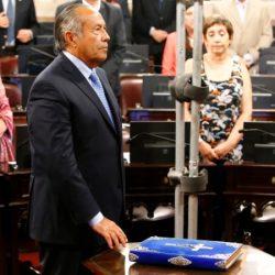 Adolfo Rodríguez Saá juró como vicepresidente segundo del Senado