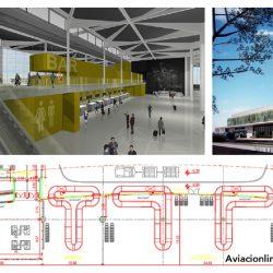 Obras  para los aeropuertos argentinos en 2017