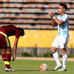 Argentina clasificado al mundial Sub 20 de Corea del Sur