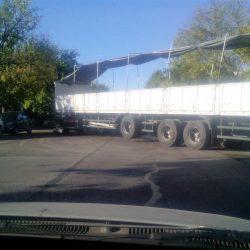 ¿Hasta cuando circularán los camiones por la ciudad?