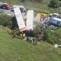 Se elevan a 12 las víctimas fatales... Video