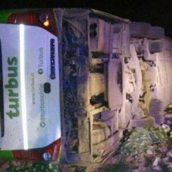 Tragedia de Horcones: comunicado oficial de la empresa Tur Bus