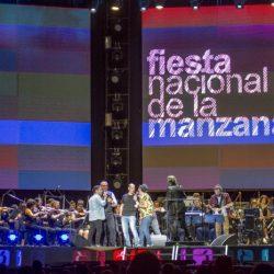 San Rafael se promociona en la Fiesta Nacional de la Manzana