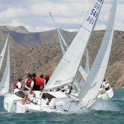 Nueva edición del Campeonato del Oeste de Yachting