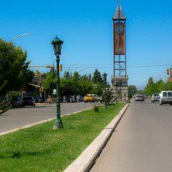 Guerra de bandas  en las calles de Malargüe