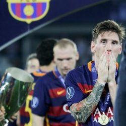 La crisis del Barça afecta a Leo Messi