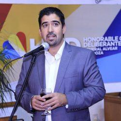 Pablo Longo renovó la Presidencia del HCD