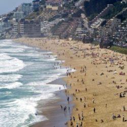 Visitaron Chile 1 millón de turistas extranjeros y el 65 % fueron argentinos