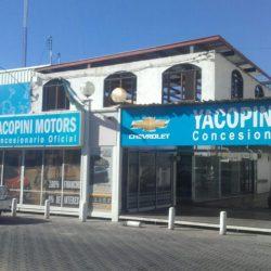 Se robaron un 0 km en una concesionaria Yacopini