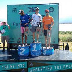 Matías Pérez ganador del Xterra Argentina