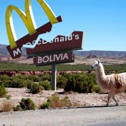 Bolivia: el único país en Latinoamérica que llevó a la quiebra a McDonald's