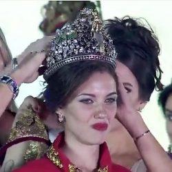 Victoria Colovatti es la Reina Nacional de la Vendimia 2017