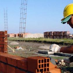 Construcción: El sector más golpeado