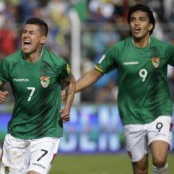 Argentina perdió con Bolivia en La Paz
