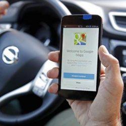 Ahora podrás saber dónde estacionaste tu auto con Google Maps