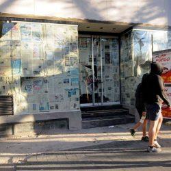 Más de 400 comercios han cerrado por el efecto Chile