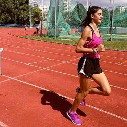 Valentina Sánchez al Grand Prix Sudamericano