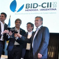 Asamblea del BID: será en Mendoza del 22 al 25 de marzo de 2018